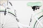 Велосипед Lavida 28 Nexus 3 White-Mint Польща, фото 7