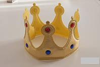Корона мягкая детская