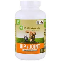 Pet Naturals of Vermont, Мышцы и суставы, для собак и кошек, 160 жевательных таблеток