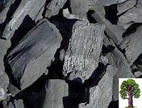 Уголь древесный из Дуба