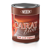 Уретан-алкидный лак для пола Mixon Carat. 20  полуматовый. 3 л