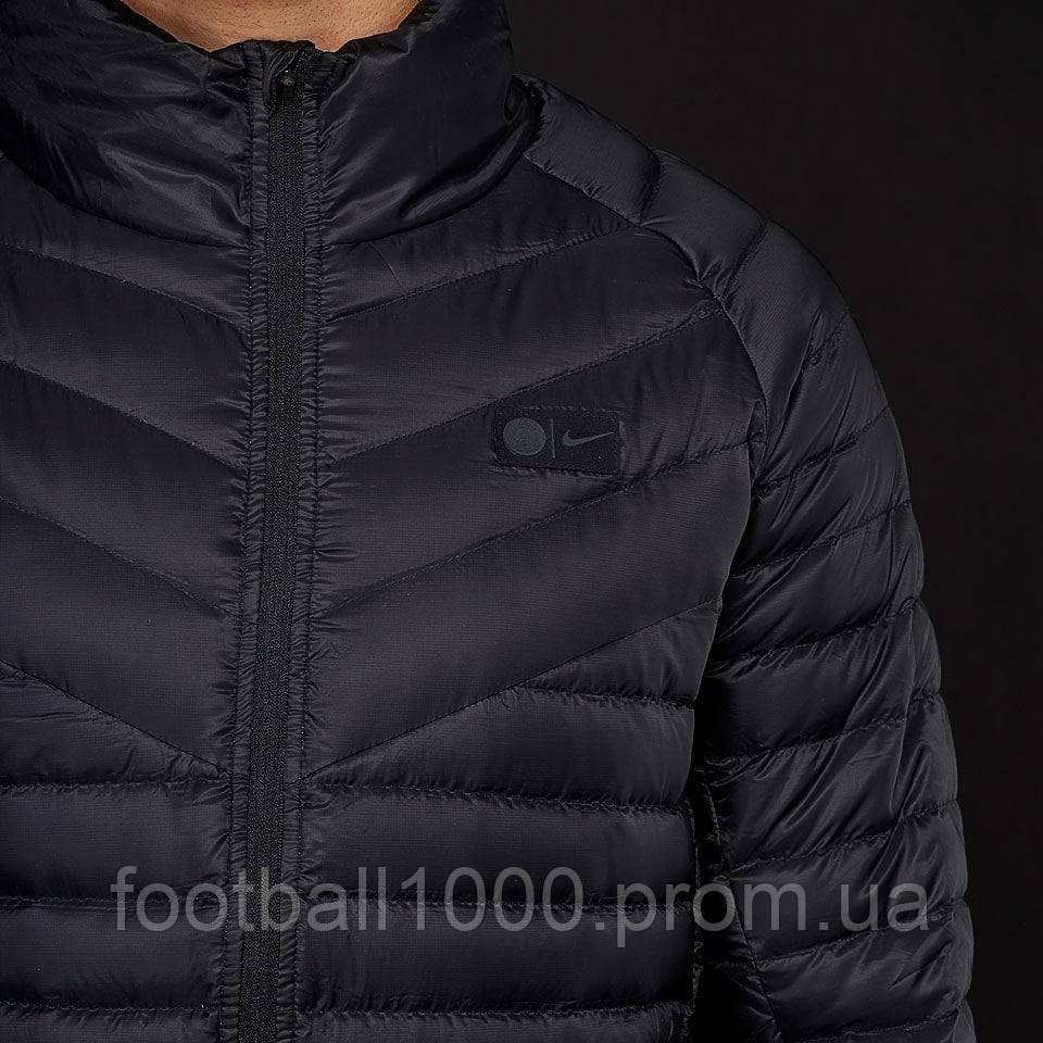 d83f34b573120 ... Мужская куртка с пуховым наполнителем Nike Paris Saint-Germain FC  2017/2018 Down Jacket ...