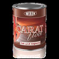 Уретан-алкидный лак для пола Mixon Carat. 45 полуглянцевый. 3 л