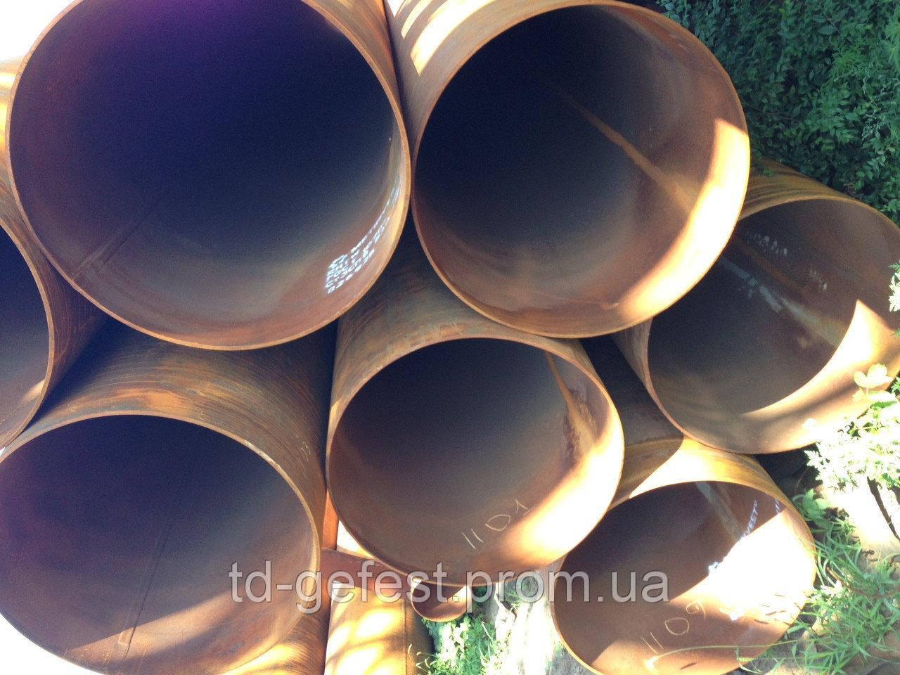 Труба Стальная 325х14 Сварная