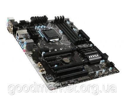 Материнская плата MSI Z170A PC MATE (2xPCI-E DDR4)