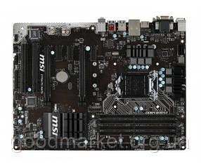 Материнская плата MSI Z170A PC MATE (2xPCI-E DDR4), фото 2