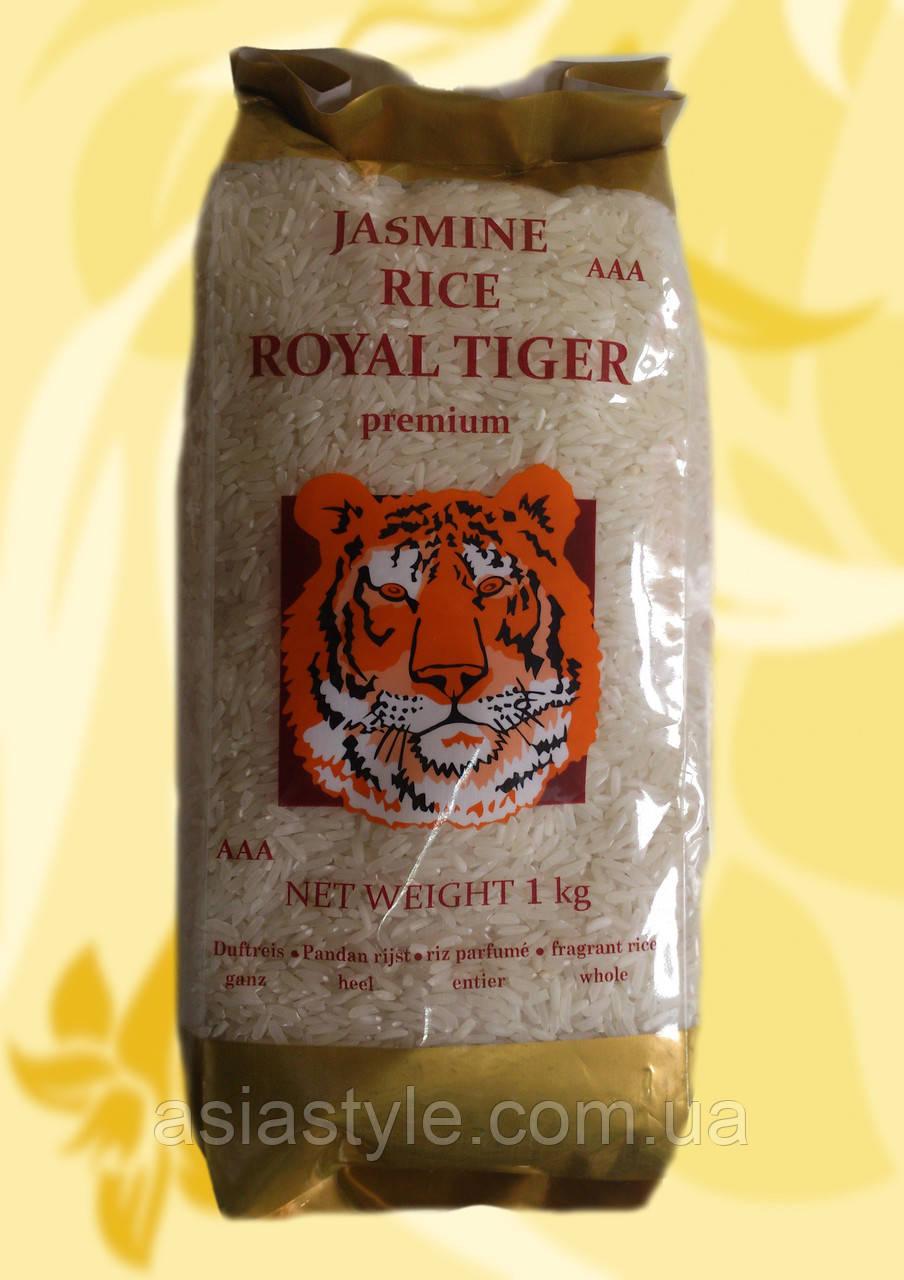 Рис тайський жасминовий, Royal Tiger, ААА, 1кг, Дж