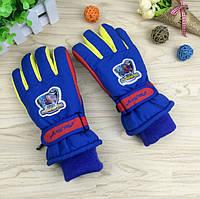 Перчатки лыжные детские зимние для мальчика