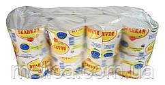 Туалетний папір Велетень - 1 рулон (продаж від 1 спайки - 16 рулонів)