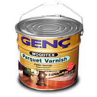 Паркетный лак Genc Parquet Varnish. Матовый. 12 кг