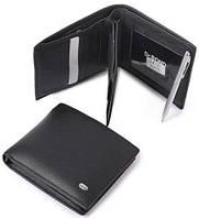 Не стандартный модный кожаный кошелек портмоне Dr. Bond (2 кошелька+авторучка). Хорошее качество. Код: КГ2299