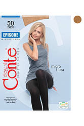Колготы  CONTE EPISODE  50 den bronza  2 Код 9756
