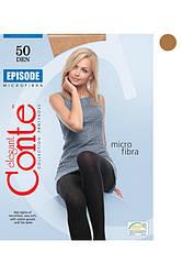 Колготы  CONTE EPISODE  50 den bronza  3 Код 9476