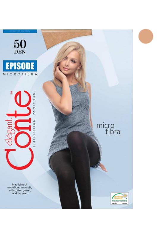 Колготы - CONTE EPISODE - 50 den natural - 2
