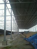 Будівництво зерносховищ,ангарів., фото 1