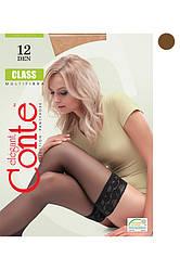 Чулки - CLASS 12 bronza р.1-2  Код 11879