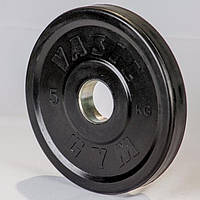 Диски профессиональные обрезиненные Vasil 5 кг, фото 1