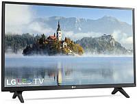 Телевизор LG 43LJ500v (PMI 200 Гц,Full HD, cистема динамиков2.0 10Вт)