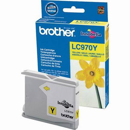 Картридж Brother DCP-135CR/ 150CR, MCF-235/ 260 yellow, фото 2