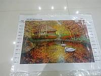 Основа для вышивания бисером, Золотая осень, Маричка, РКП-087