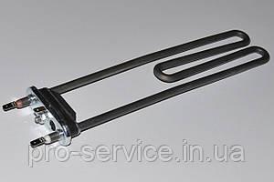 ТЭН 263726 2000W L=300 mm с отверстием под датчик температуры для стиральных машин Bosch, Siemens