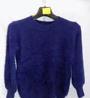 Женский свитер размер универсал травка Турция оптом
