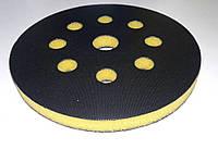 Адаптер-переходник 8+1, желтый (125 мм) HRV