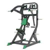 Тренажер для мышц спины (нижняя тяга, тяга Ятса) B.1019
