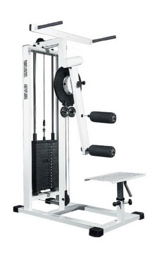Тренажер для сідничних і привідних-відвідних м'язів стегна Vasil B.327