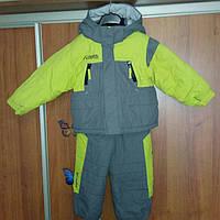 Зимний комбинезон на мальчика Columbia 3T от 2 до 3,5 лет