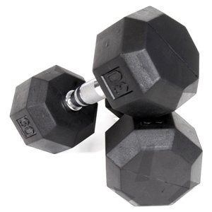 Гантелі професійні шестигранні 17,5 кг