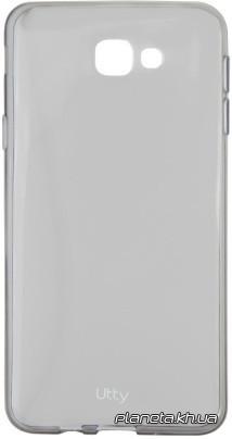 Чохол Utty Ultra Thin TPU силиконовая накладка для Samsung J5 Prime G570 Black