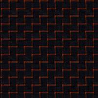 Ткань шотландка на флисе, фото 1