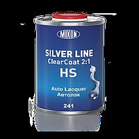 Авто лак Silver Line Clearcoat HS 241+отвердитель.