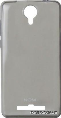Nomi Ultra Thin TPU UTCi5010 ультратонкий силиконовый чехол для i5010 черный