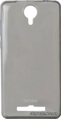 Nomi Ultra Thin TPU UTCi5010 ультратонкий силиконовый чехол для i5010 черный, фото 2