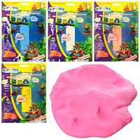 Масса для лепки или пластилин (clay) 5 цветов,50гр, в кульке