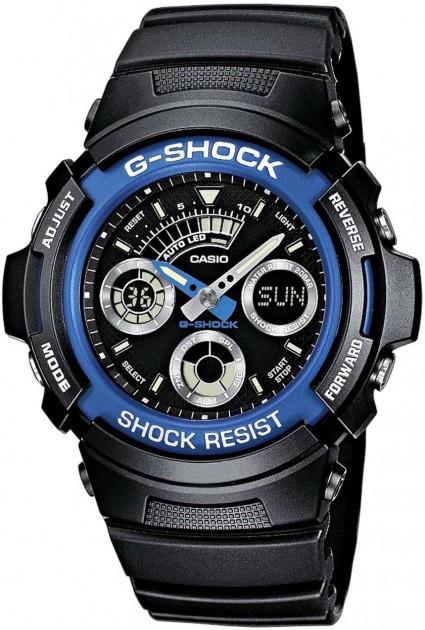 Годинник чоловічий Casio AW-591-2AER