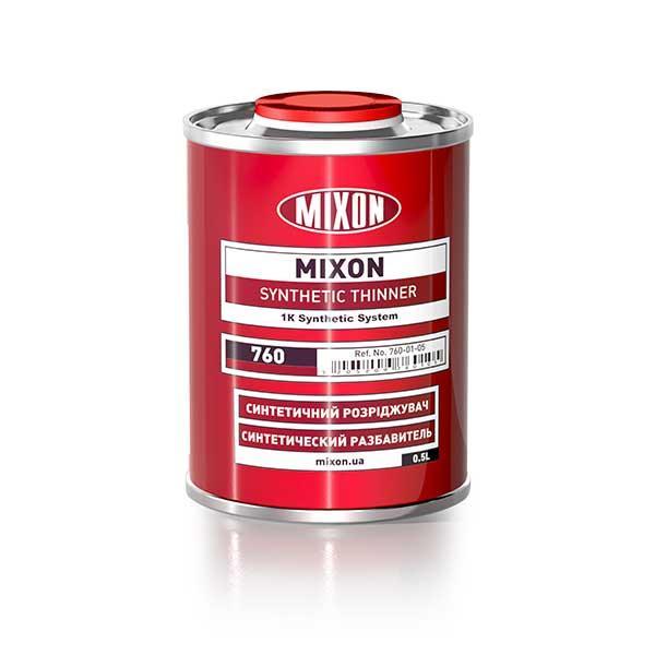 Розріджувач синтетичний MIXON THINNER 760. 0,5 л