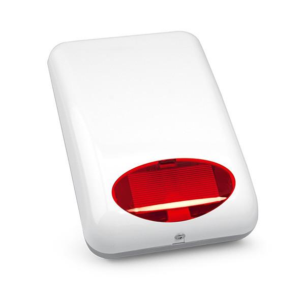 Светозвуковая наружная сирена SATEL SPL-5020 R