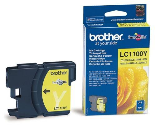 Картридж Brother DCP-385C/ 6690CW, MFC990CW yellow