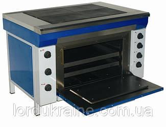 Плита электрическая промышленная с духовкой ЭПК-4ШС (стандарт) ТМ ЭФЕС