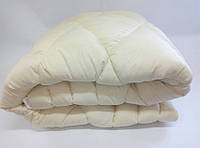 Одеяло лебяжий пух  1.5-сп.