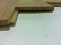 Массивная доска из дуба 450*90*16 мм сорт натур без покрытия
