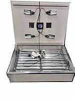 Инкубатор Наседка ИБА-140 с автоматическим переворотом яиц и вентилятором