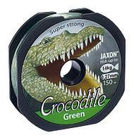 Леска Jaxon Crocodile Green 150m