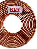 Труба медная мягкая KME Sanco 15х1