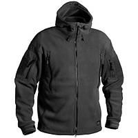 Флисовая куртка Patriot - Double Fleece  black  Helikon-Tex