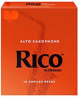 Трости для альт саксофона  RICO Alto Sax #2.0