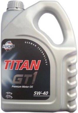 TITAN GT1 5W-40 (4л)